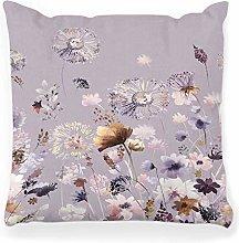 LXJ-CQ Throw Pillow Cover 18x18 Art Flower