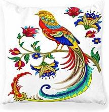 LXJ-CQ Throw Pillow Cover 18x18 Pheasant
