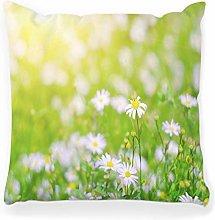 LXJ-CQ Throw Pillow Cover 18x18 Summer Beauty