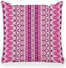 LXJ-CQ Throw Pillow Cover 18x18 Tribal Geometric