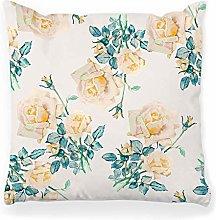 LXJ-CQ Throw Pillow Cover 18x18 Watercolor Pattern