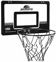 LXLA Indoor Mini Basketball Hoop Over The Door,