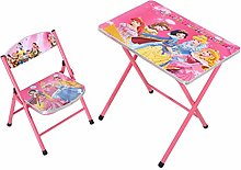 LXP Folding Chairs & Table, Children'S
