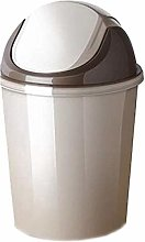 LXTIN With Lid, Trash Can,Swing Lid Trash Can,
