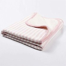 LXX Blanket Baby Blanket Super Soft Thick Knitted