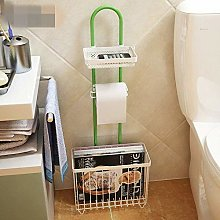 LXY Paper Towel Holder Carbon Steel Vertical WC