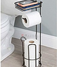 LXY Paper Towel Holder Modern Iron Vertical WC