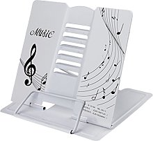 LY Metal Portable Folding Book Reading Stand