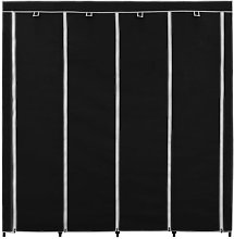 Lyall 175cm Wide Portable Wardrobe Rebrilliant