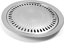 LYB Indoor Roasting Cooking BBQ Grill Plate House