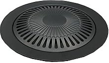 LYB Smokeless Indoor Stovetop Barbecue BBQ Grill
