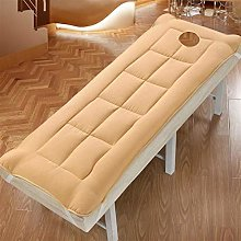 LYCIL Not-slip Beauty Bed Mattress,thick Massage