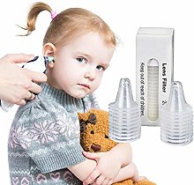 LyhomeO 100pcs Disposable Ear Thermometer