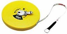 LYJ 50m Disc Tape Measure, Telescopic Ruler