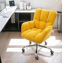 LYJBD Desk Chairs Office Swivel 360° Swivel