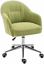 LYJBD Desk Chairs Office Swivel Swivel Chair with
