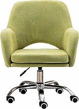 LYJBD Desk Chairs Office Swivel Task Chair, Swivel