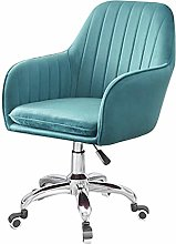 LYJBD Desk Chairs Office Swivel Upholstered Home