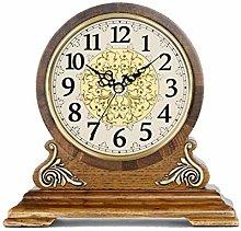 LYLSXY Alarm Clocks,New Home Desk Table for Living