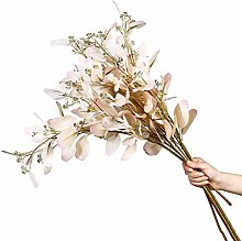 LYLSXY Artificial Flower,Fake Flower Eucalyptus