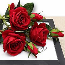 LYLSXY Artificial Flowers,Rose Flower Home