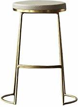 LYLSXY Chairs,Bar Stool,Stools Metal Stools Living