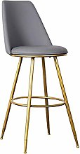 LYLSXY Chairs,Bar Stool Style Dining Chair