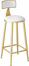 LYLSXY Chairs,Bar Stool with Soft Seat,Counter