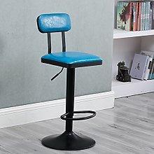 LYLSXY Chairs,Vintage Bar Stool Restaurant Bar