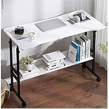 LYLSXY Computer Desk Desk, Bedside Table With