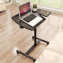 LYLSXY Mobile Lap Table Laptop Desk Portable