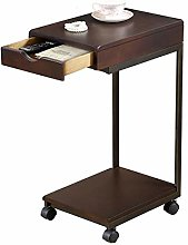 LYLSXY Overbed Table Home Office Portable Mobile