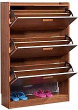 LYLSXY Shoe Rack,Shoe Cabinet Dumping Simple