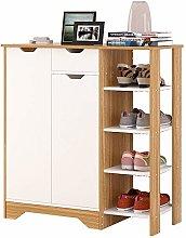 LYLSXY Shoe Rack,Shoe Cabinet Simple Modern