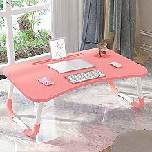 LYLSXY Tables,Adjustable Laptop Bed Table Lap