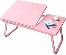 LYLSXY Tables,Laptop Bed Table Lap Standing Desk,