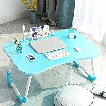 LYLSXY Tables,Laptop Table Foldable Computer Desk,