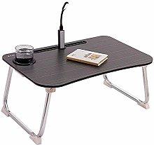 LYLSXY Tables,Laptop Table, Folding Desk Riser
