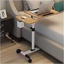 LYLSXY Tables,Mobile Lap Table Foldable Computer