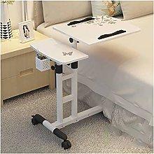 LYLSXY Tables,Mobile Lap Table Foldable Laptop
