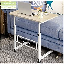 LYLSXY Tables,Mobile Lap Table Home Mobile Laptop