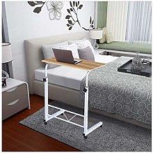 LYLSXY Tables,Mobile Lap Table Home Office Laptop