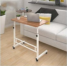LYLSXY Tables,Mobile Lap Table Laptop Desk