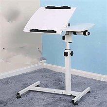LYLSXY Tables,Mobile Lap Table Laptop Desk Simple