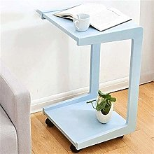 LYLSXY Tables,Mobile Lap Table Laptop Desk Storage