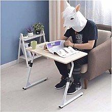 LYLSXY Tables,Mobile Lap Table Laptop Table