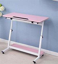 LYLSXY Tables,Mobile Lap Table Laptop Table Lazy