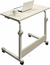 LYLSXY Tables,Mobile Lap Table Laptop Table Simple