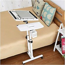 LYLSXY Tables,Mobile Lap Table Multi-Functional