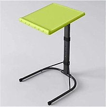 LYLSXY Tables,Mobile Lap Table Portable Folding